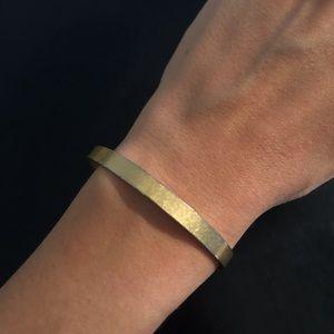 Madewell Jewelry - Madewell Glider Bangle